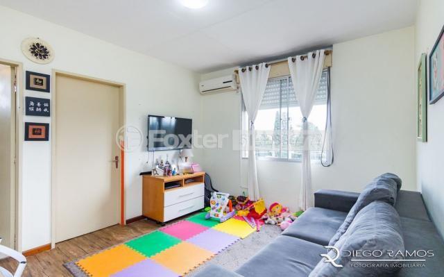 Apartamento à venda com 1 dormitórios em Azenha, Porto alegre cod:189691
