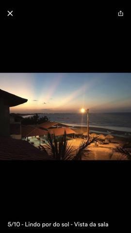 Apto frente ao mar - vista magnífica (Praia do Coqueiro) - Foto 2