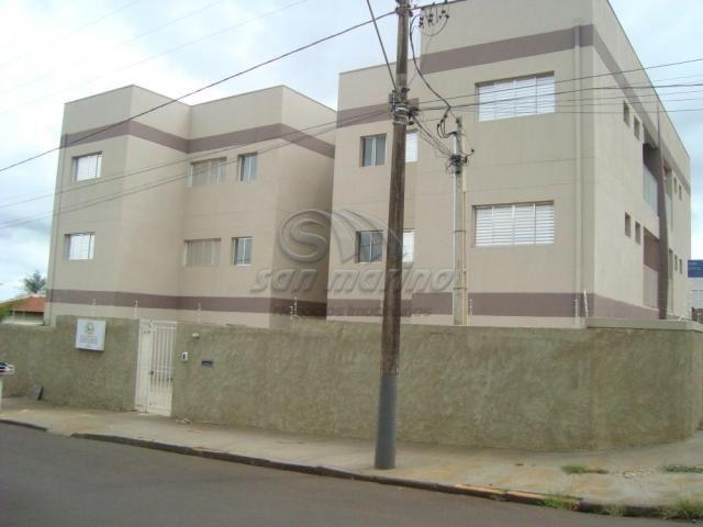 Apartamento à venda com 2 dormitórios em Nova jaboticabal, Jaboticabal cod:V1404