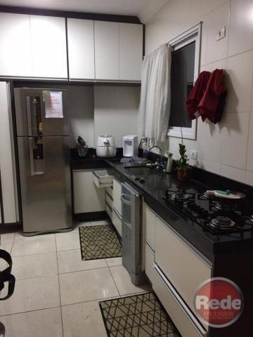 Apartamento com 4 dormitórios à venda, 156 m² por r$ 850.000 - jardim das indústrias - são - Foto 2