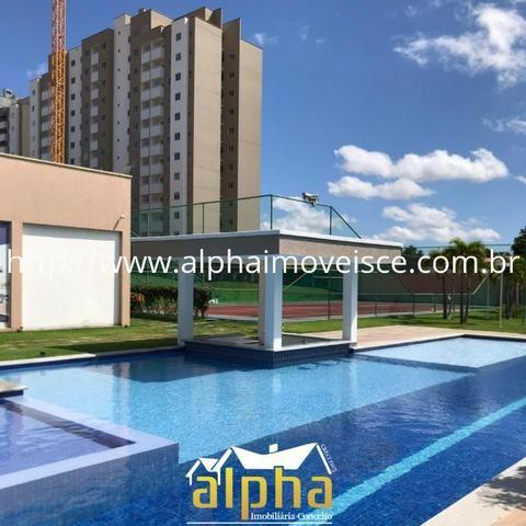 Apartamento Alto Padrão - Cambeba Hà 500 metros da Washington Soares - Entrada Facilitada