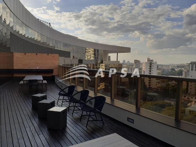 Apartamento para alugar com 2 dormitórios em Barro preto, Belo horizonte cod:29669 - Foto 8