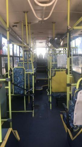 Vendo ônibus MB/Caio 2007/2008 - Foto 3