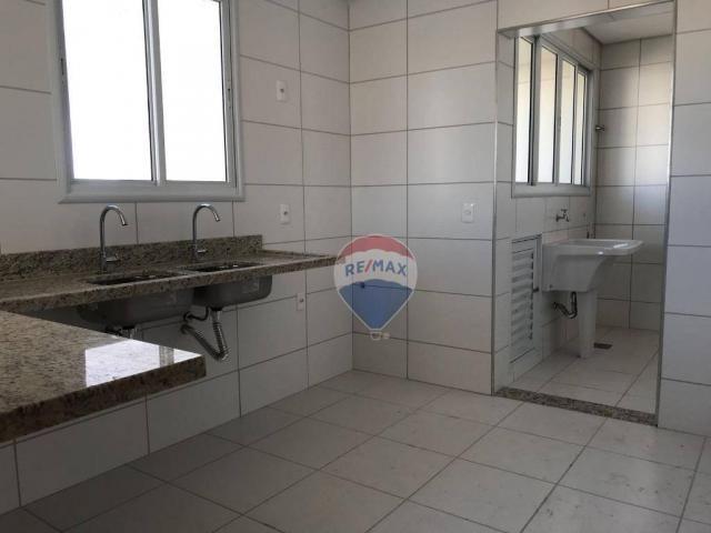 Apartamento residencial à venda, Duque de Caxias I, Cuiabá. - Foto 5