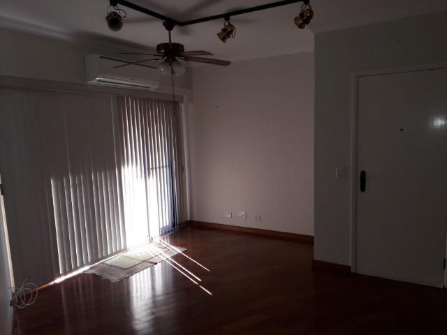 Apartamento com 3 dormitórios à venda, 106 m² por R$ 490.000 - Jardim Aquarius