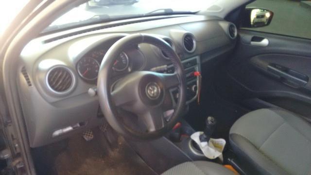 VW Gol G5 mod. 2010 1.6 completo 4.900,00 + 48×. Carro super conservado!!! - Foto 2