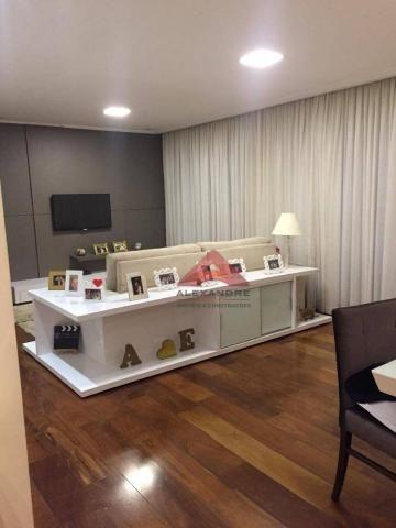 Apartamento com 4 dormitórios à venda, 156 m² por r$ 850.000 - jardim das indústrias - são - Foto 11