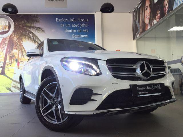 Mercedes-Benz GLC 250 2.0 CGI 4MATIC 9G-TRONIC