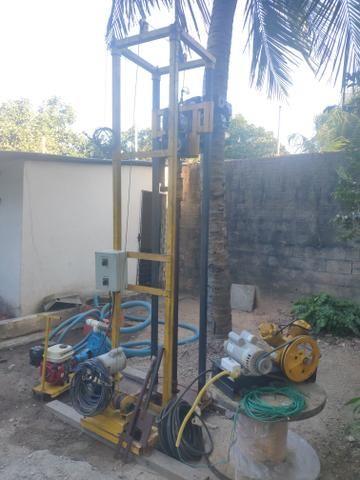 Perfurador de poço completo - Foto 2