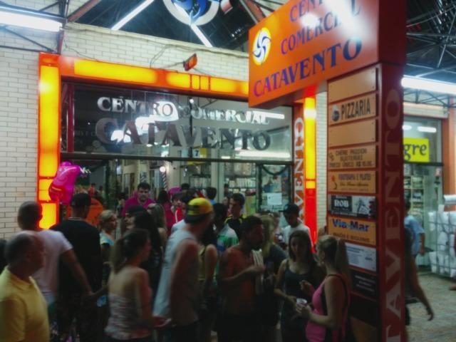 Lojas no centro de Torres - RS / Verão 2020