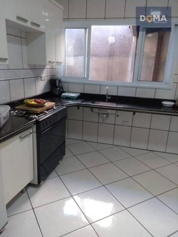 Casa com 2 dormitórios à venda, 156 m² por r$ 270.000 - parque fabrício - nova odessa/sp - Foto 7