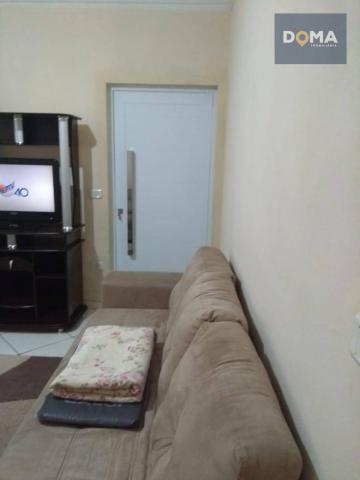 Casa com 2 dormitórios à venda, 156 m² por r$ 270.000 - parque fabrício - nova odessa/sp - Foto 5