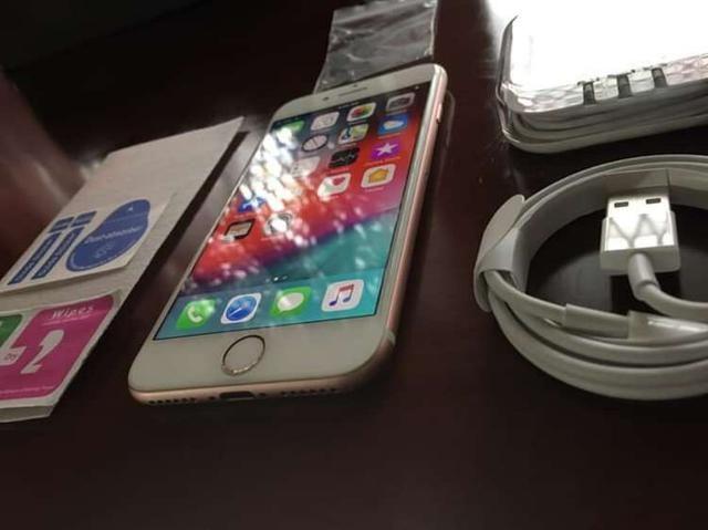 IPhone 7 rose gold 32gb - Foto 5