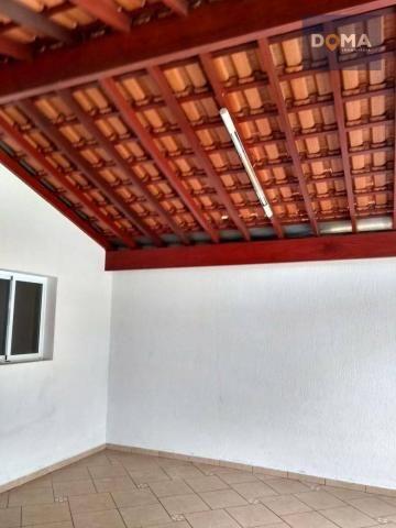 Casa com 2 dormitórios à venda, 156 m² por r$ 270.000 - parque fabrício - nova odessa/sp - Foto 16