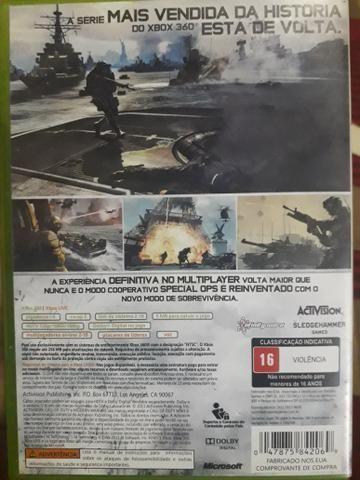 Vendo 2 dois jogo Xbox 360 - Foto 4