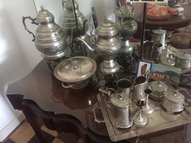 Itens em prata aceito ofertas