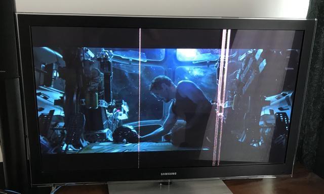 TV de Plasma 3D Full Hd 50 polegadas