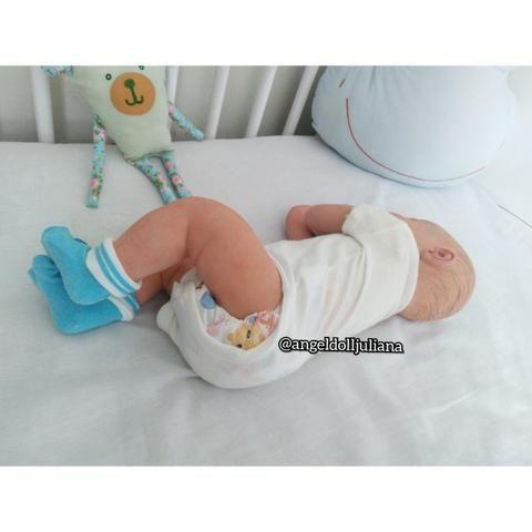 Bebê Reborn Menino - Foto 2