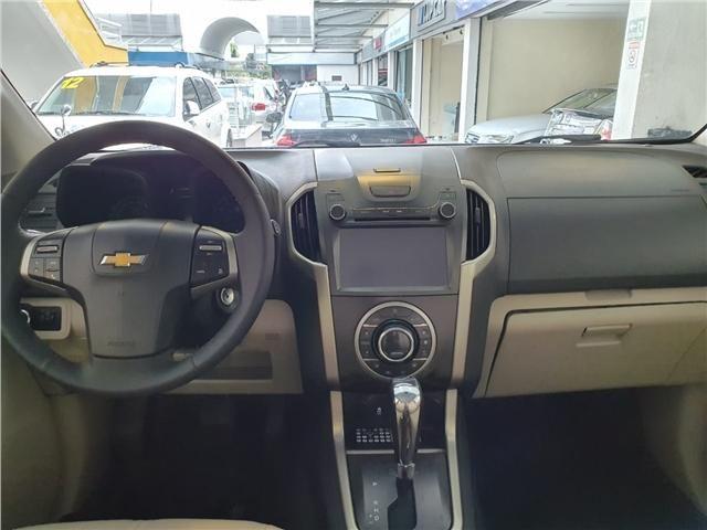 Chevrolet Trailblazer 3.6 ltz 4x4 v6 gasolina 4p automático - Foto 15