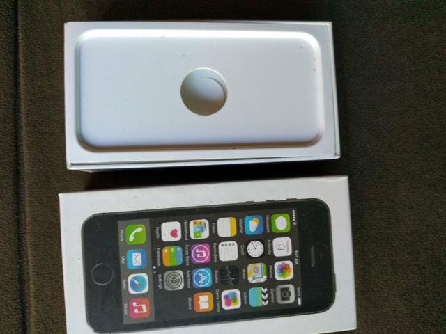 Caixa e Fones iPhone 5S - Foto 2