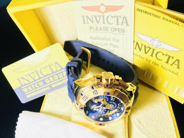 Relógio invicta - vendo ou troco