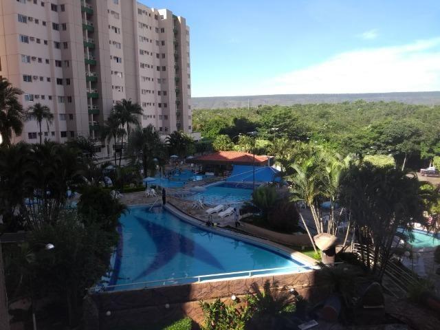 Apartamento a venda no Condomínio Ecologic Park em Caldas Novas GO - Foto 5