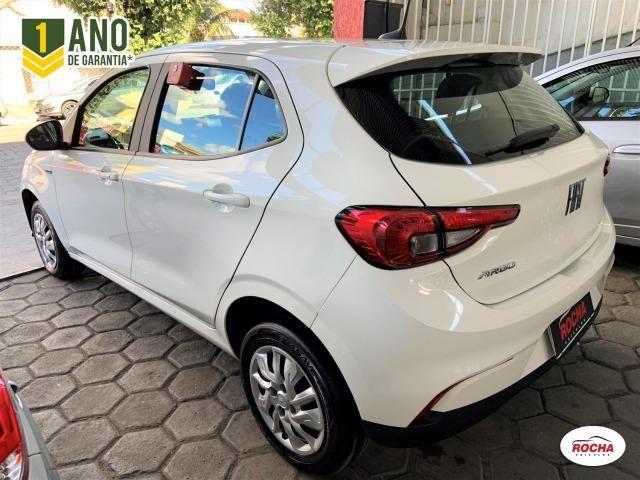 Fiat Argo Drive Com Multimidia - Ipva 2020 Pago - Top! Leia o Anuncio! - Foto 4