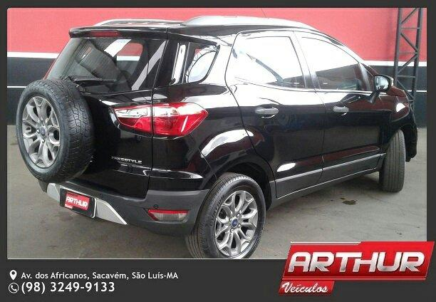 Ford Ecosport ( Freestyle ) 1.6 Arthur Veiculos -2015 - Foto 4
