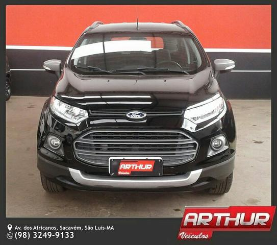 Ford Ecosport ( Freestyle ) 1.6 Arthur Veiculos -2015 - Foto 8