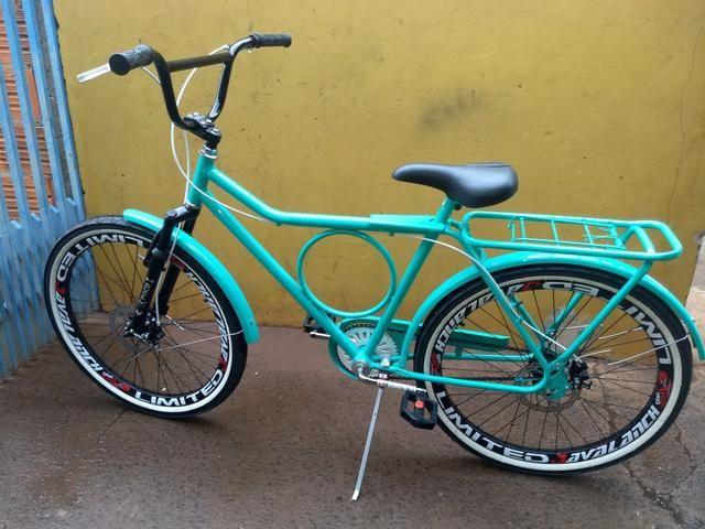 Bicicleta Monark personalizada - Foto 3