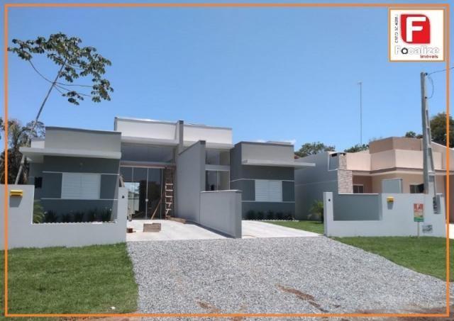 Casa à venda com 3 dormitórios em Itapoá, Itapoá cod:2206 - Foto 3