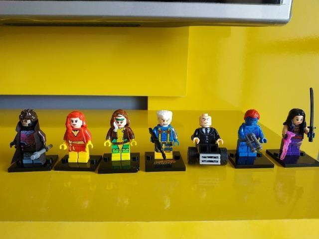 Vendo personagens tipo Lego (similar) - Foto 3