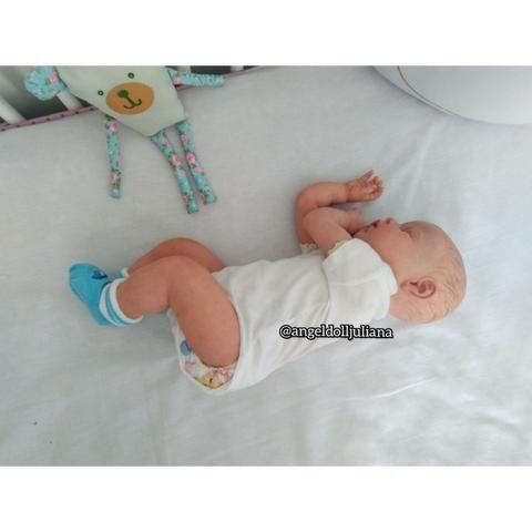 Bebê Reborn Menino - Foto 4