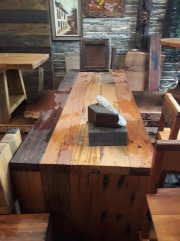 Mesas de madeira - Foto 4