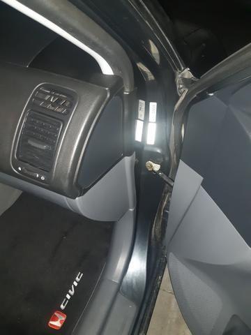 Honda Civic LX 1.7 2006 Automático. Abaixo da tabela fipe - Foto 11