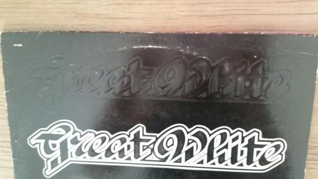 Lp Disco Vinil Great White Importado Hard Rock - Foto 4