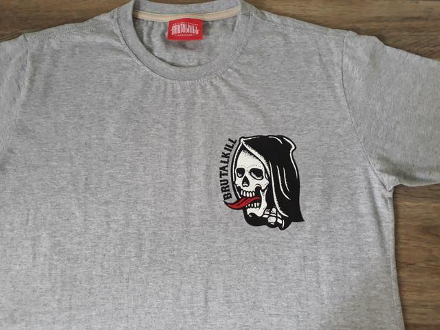 Camiseta Brutal Kill ORIGINAL - Foto 5