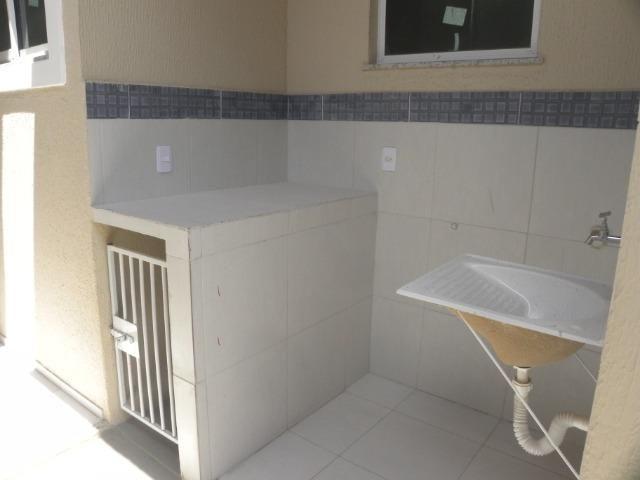 Linda casa plana 3 quartos no melhor do Luzardo viana - Foto 9