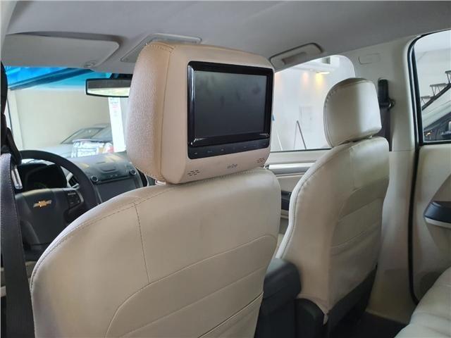 Chevrolet Trailblazer 3.6 ltz 4x4 v6 gasolina 4p automático - Foto 9