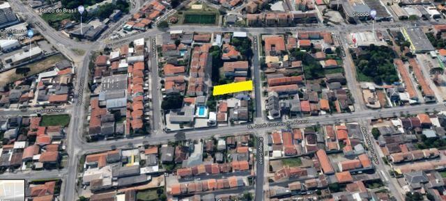 Terreno 780 m2 e sobrado 240m2 - Capão Raso - 1 quadra Av Brasilia - Foto 4