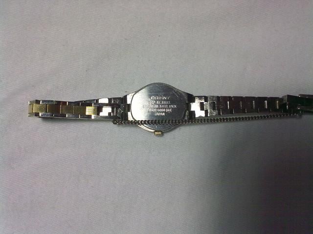 Relógio Edox e Orient Quartz - Foto 5