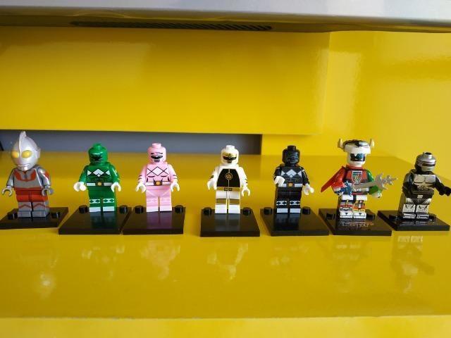 Vendo personagens tipo Lego (similar) - Foto 5
