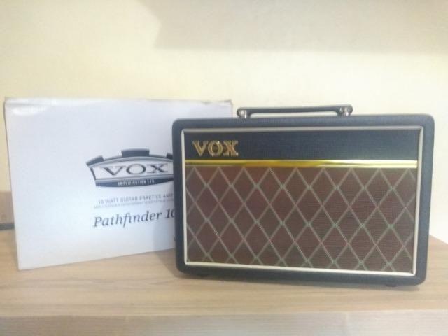 Amplificador p/ guitarra Vox Pathfinder Classic
