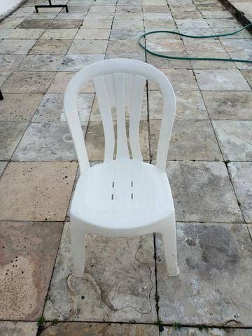 Combo 05 mesas e 240 cadeiras pizani - Foto 2