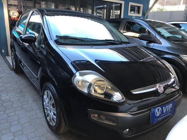 Fiat punto - 2013/2014 1.6 essence 16v flex 4p automatizado