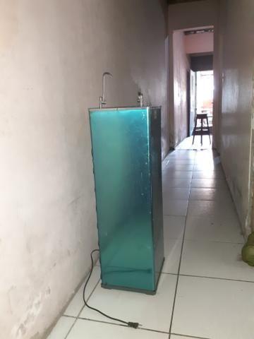 Bebedouro purificador inox - Foto 2