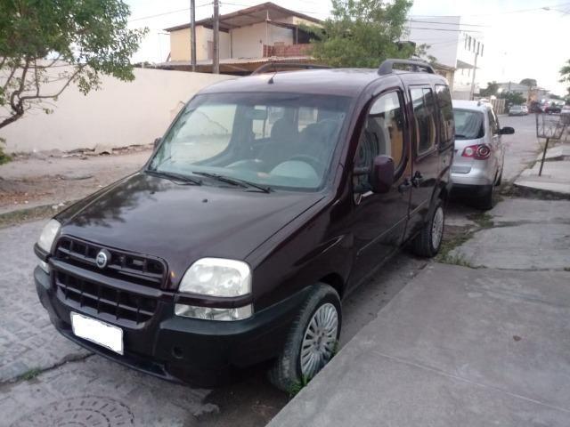Doblo Ex 2004 - 07 Lugares - GNV