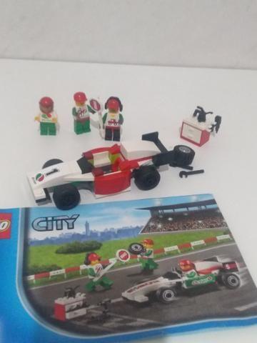 Lego City Gran Prix Truck - Foto 3
