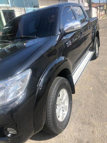 Hilux 2012 SRV 3.0 4x4 Turbo Diesel - Foto 6
