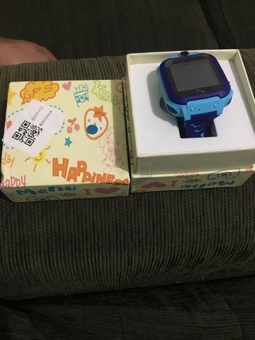 Relógio inteligente infantil promoção fim de ano somente 110,00 - Foto 2